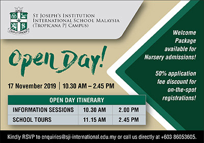 St Joseph's Institution International School