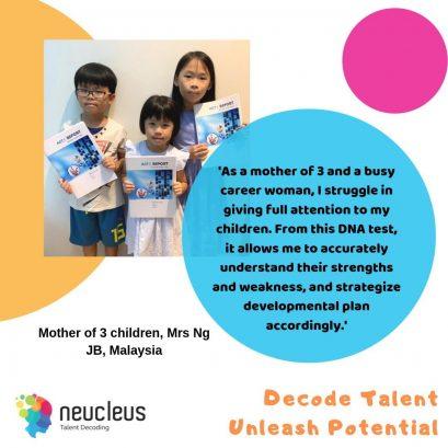 Neucleus Decoding, Petaling Jaya