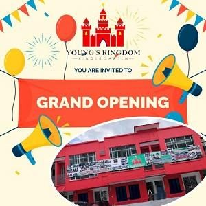 Young's Kingdom (Kulai Branch) Grand Opening