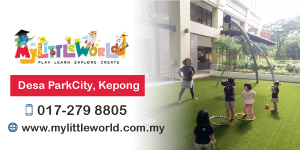 My Little World, Desa ParkCity, Kepong