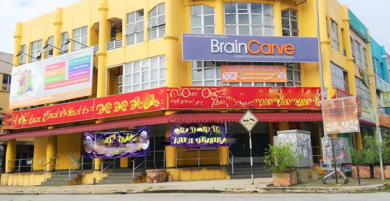 BrainCarve Malaysia, Subang Jaya