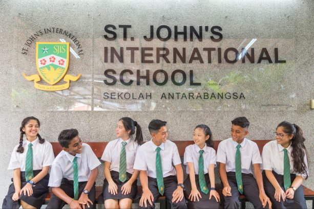 St. John's International School, Bukit Nanas
