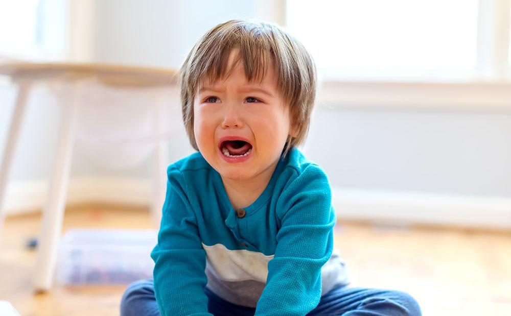 Can You Tell the Difference Between a Tantrum and a Meltdown? | Ask an Expert