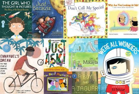 10 Books That Teach Kids About Inclusion and Special Needs