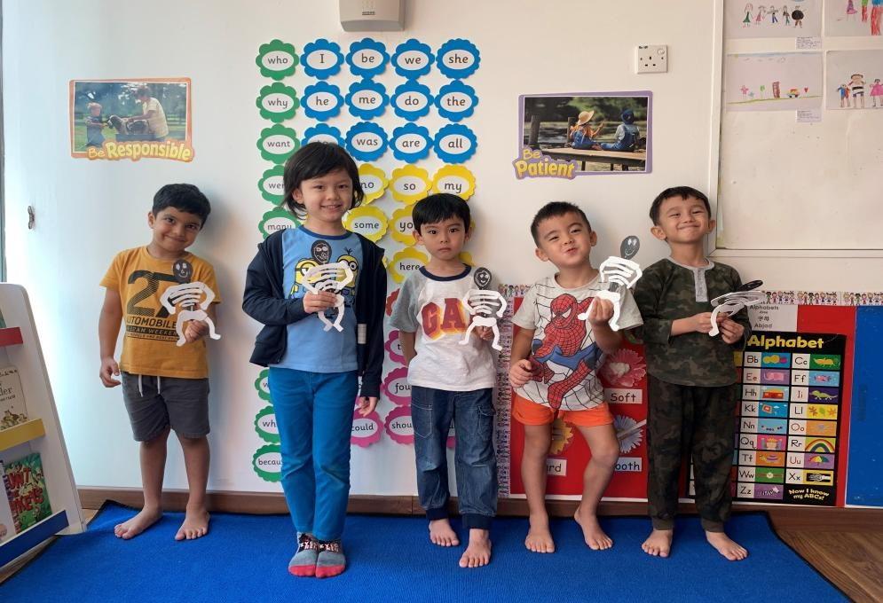 White Lodge International Preschool and Nursery, Mont Kiara