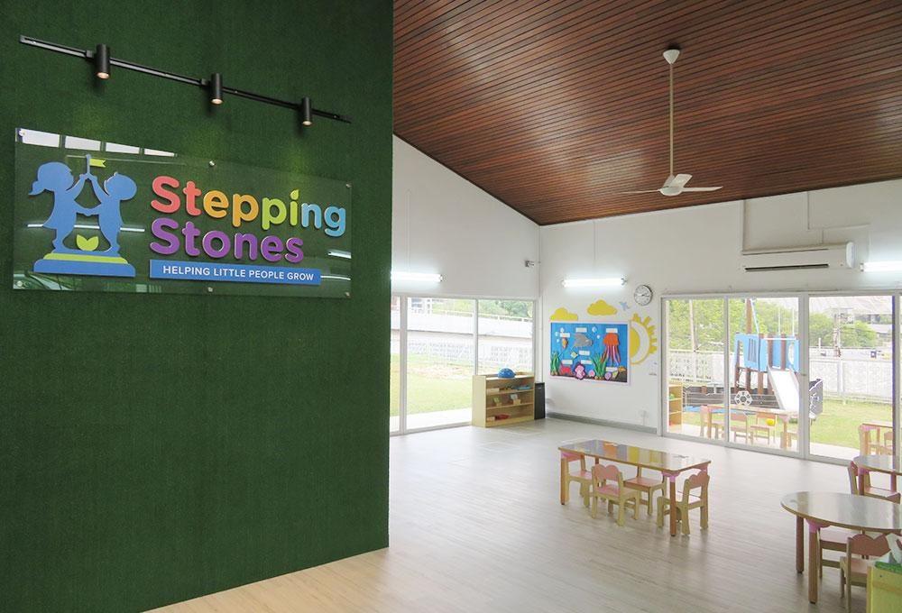 Stepping Stones Preschool & Childcare, Bukit Damansara