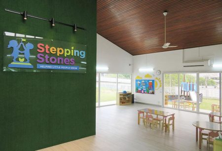 Stepping Stones Preschool & Childcare, Bukit Damansara