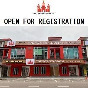 Open For Registration @ Young's Kingdom, Johor Bahru