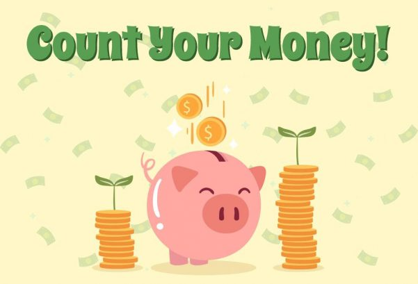 Count Your Money!