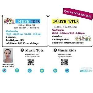 Music Programme @ Oasis Place Sdn Bhd, Kuala Lumpur