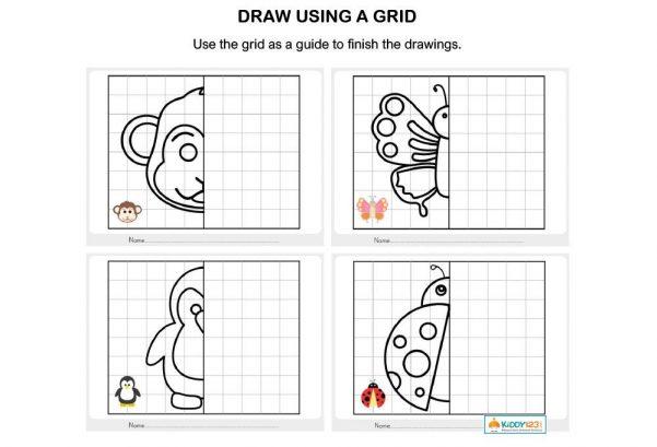 ART - Draw grid