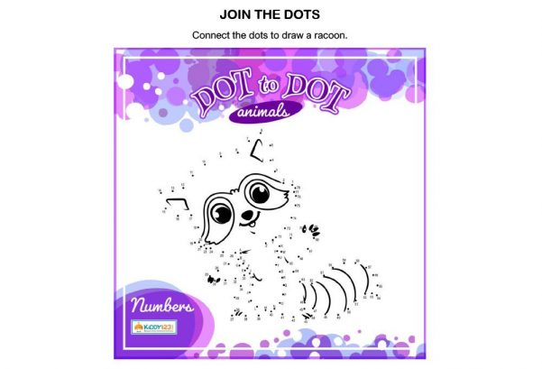MATHS - Join The Dots
