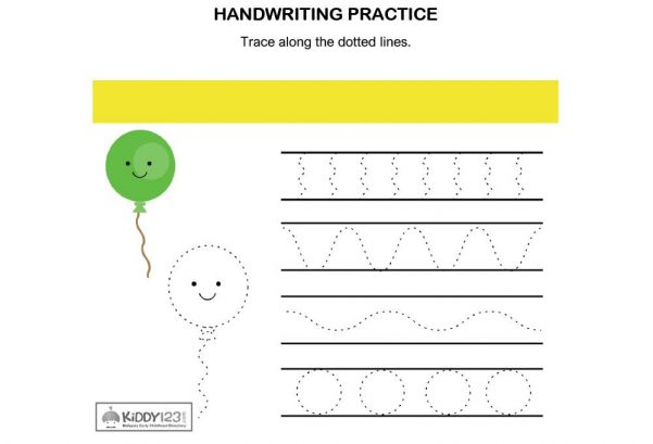 LANGUAGE - Handwriting Practice