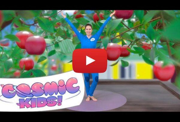 Cosmic Kids Yoga: Arnold the Ant | A Cosmic Kids Yoga Adventure!