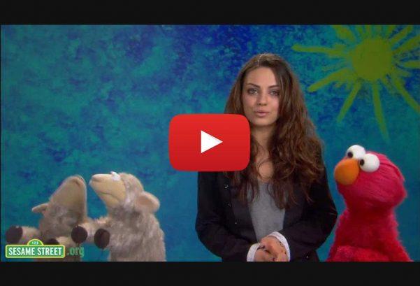 Sesame Street: Mila Kunis: Include