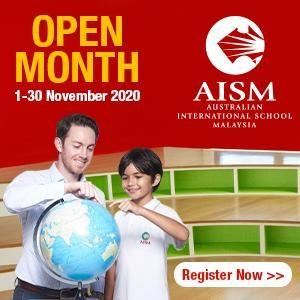 Open Month @ Australian International School Malaysia
