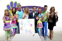 Hi-5 House of Learning Launch