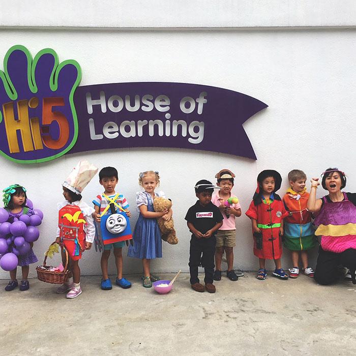 Hi-5 House of Learning, Damansara Heights
