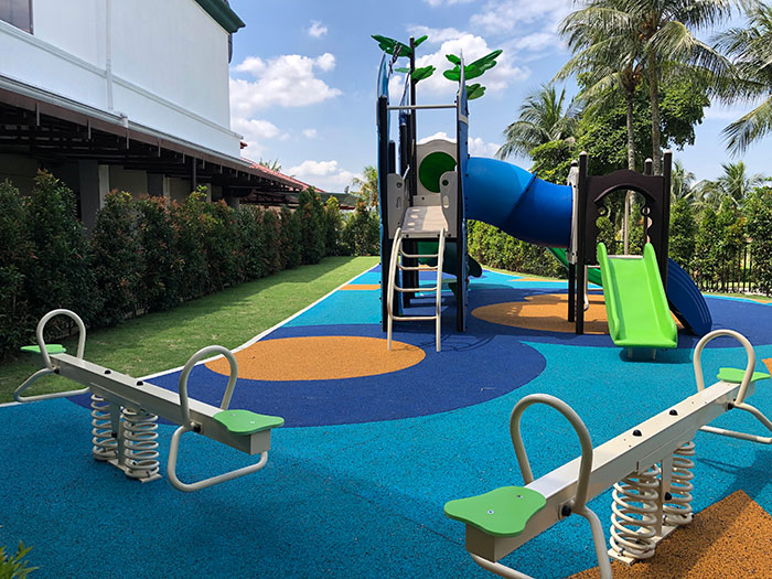 Kindyland Tropicana, Tropicana Golf & Country Resort
