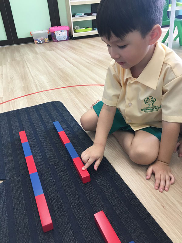 Knowledge Tree+ Montessori Kindergarten, Desa ParkCity