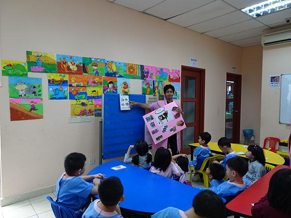 SuperFun Learners, Bandar Kinrara Puchong