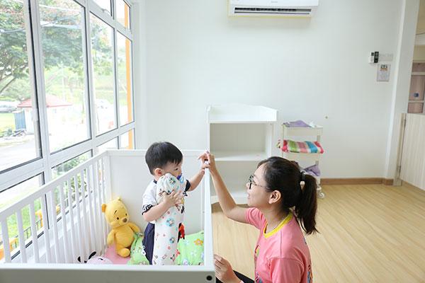 3Q MRC Toddlers, Damai Perdana