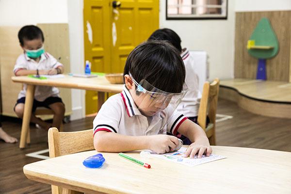 InspiraSeed Kindergarten, Bandar Puteri, Puchong