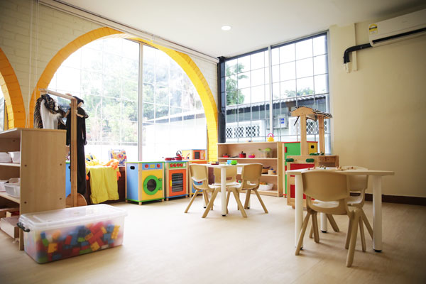 Beaconhouse Newlands Early Years, U-Thant Ampang
