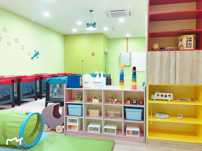 Choo Choo Train Baby & Child Care Centre - Plaza Arkadia, Desa ParkCity, Kepong