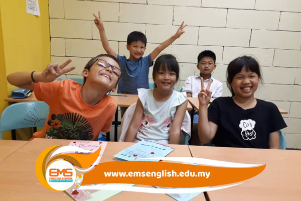 EMS English School, Kota Damansara