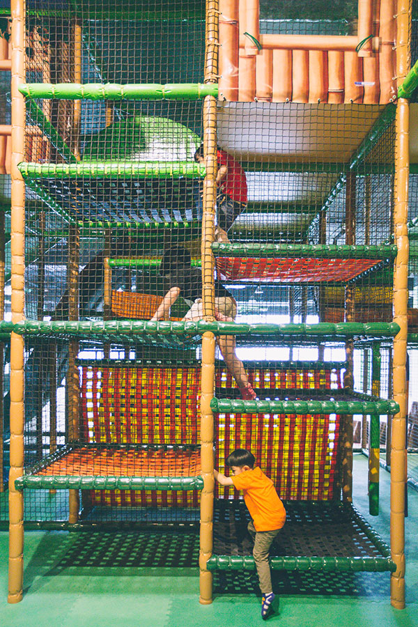 Jungle Gym Bangsar Shopping Centre, Bangsar