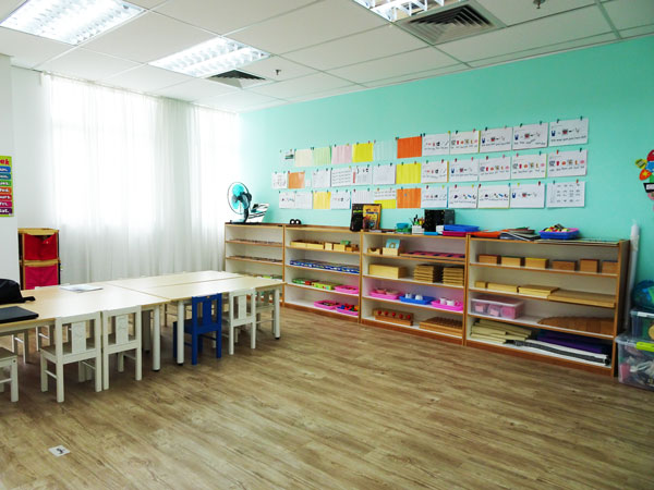 Lil Faculty International Preschool and Child Care Centre, The Curve