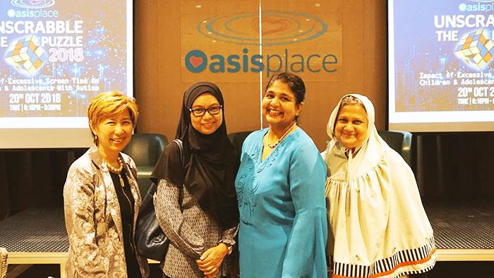 Oasis Place, Kuala Lumpur