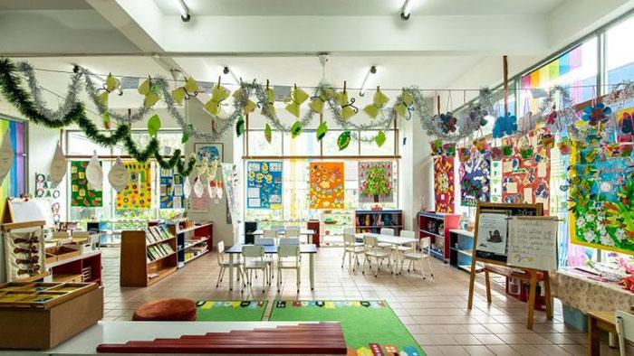 Peter & Jane Kindergarten, Saujana Villa