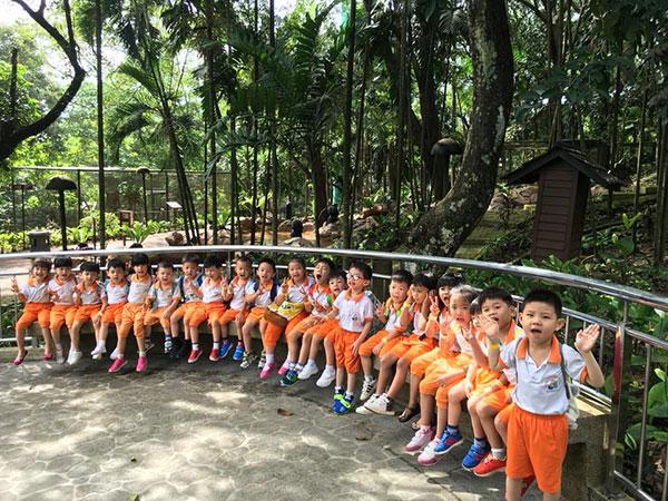 Tadika Dunia Ria Kanak-Kanak, Taman Bukit Kinrara, Puchong