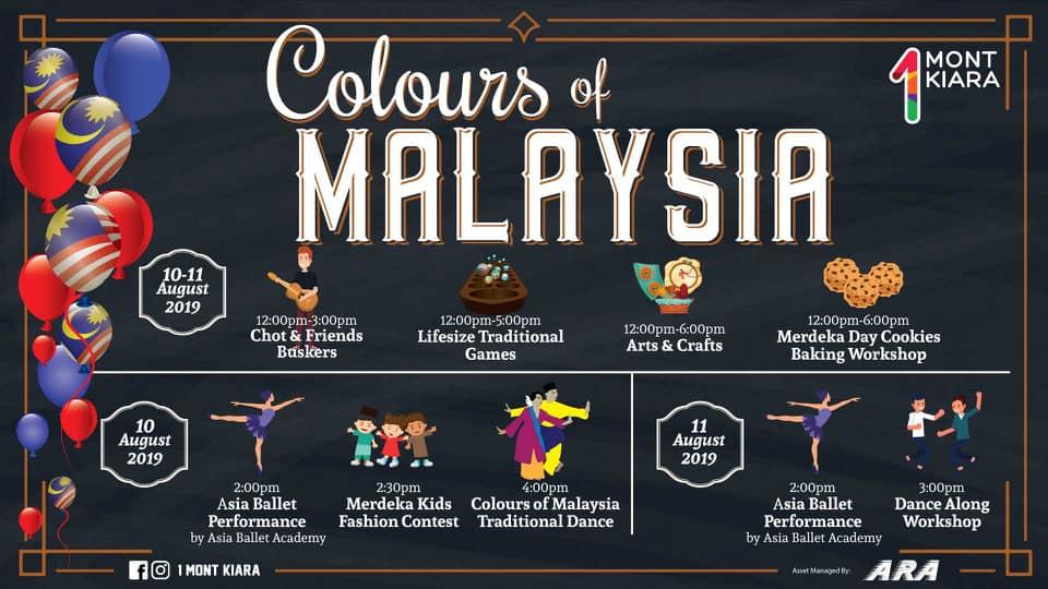 Colours of Malaysia