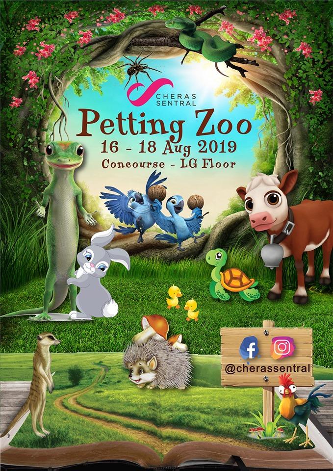 Petting Zoo @ Cheras Sentral