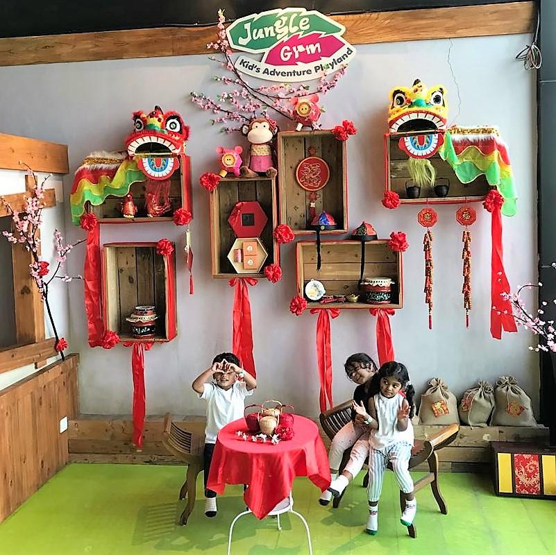 Jungle Gym CNY Corner