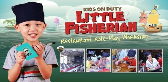 Little Fisherian Cafe Role Play