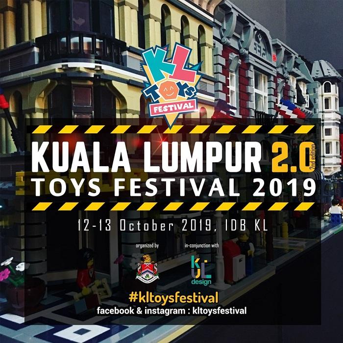KL Toys Festival 2.0 @ Institut Latihan Dewan Bandaraya Kuala Lumpur