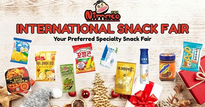 Nimaco International Snack Fair @ Atria Shopping Gallery