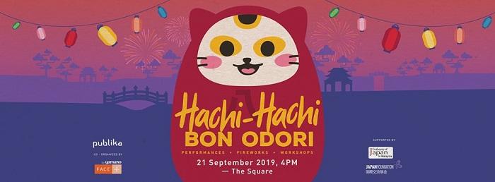 Hachi Hachi Bon Odori 2019
