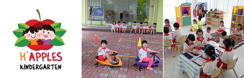 Happles Kindergarten, Bandar Puteri Puchong