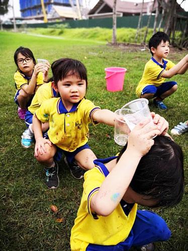 Bright Kids Kindergarten (Tadika Maju Impian Cemerlang), Bandar Puteri Puchong