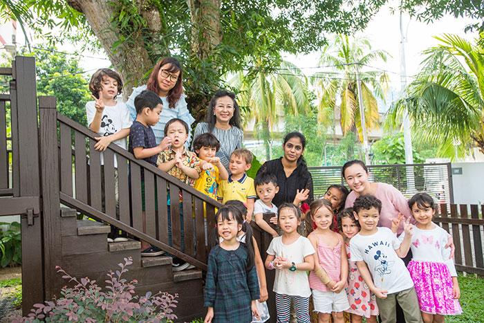 Children's Discovery House, Mont Kiara