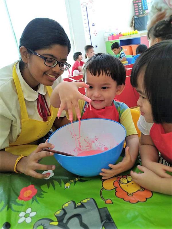 Choo Choo Train Baby & Child Care Centre, Sunway Nexis
