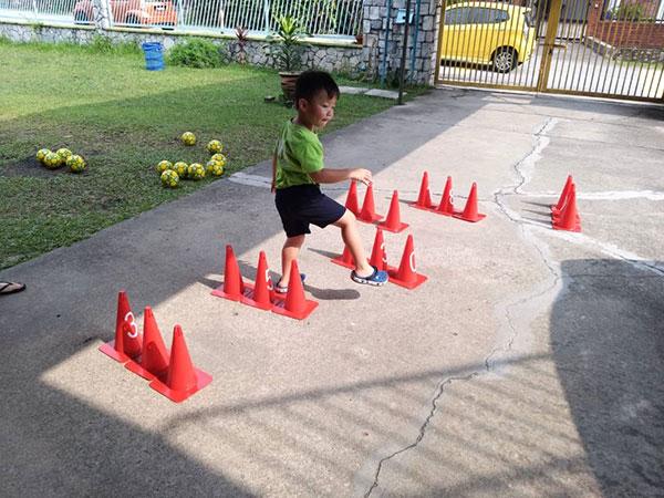 Johan Preschool, SS2 PJ