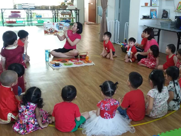 Junior's Play House Montessori Preschool, Mount Austin, Johor Bahru