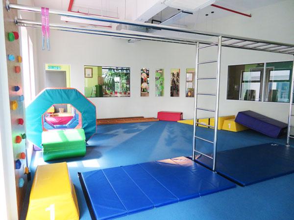 Kizsports & Gym, Desa ParkCity