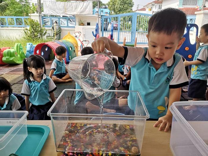 Nanny's Preschool & Kindie, Seri Kembangan
